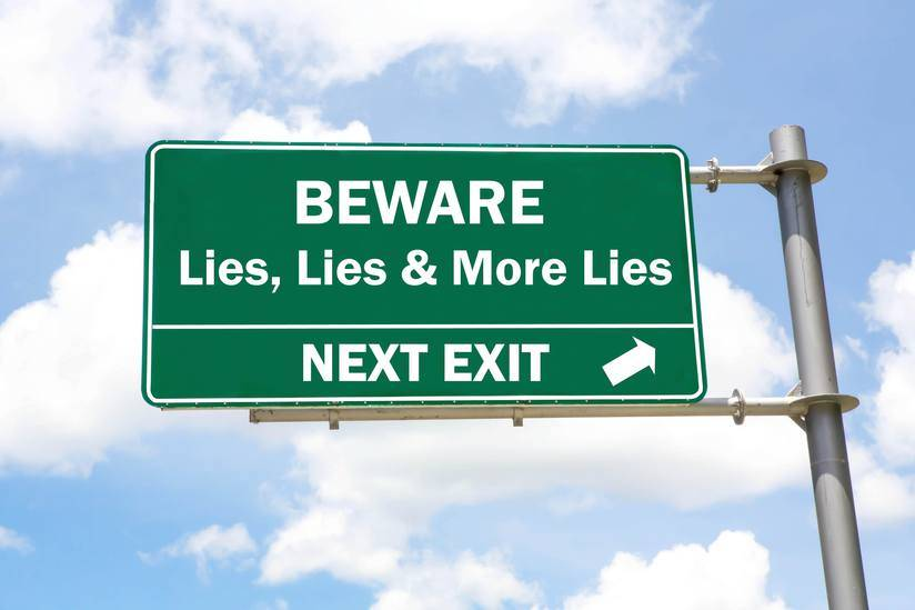 4 LIES that leaders tell themselves