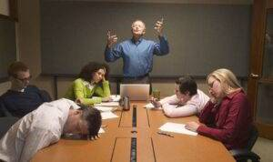 asleep-meetings - image on http://cavemaninasuit.com