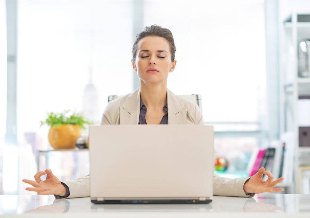 Virtual Team Tips: Best Practices from Remote Workers - image 3-exercises-to-relax-at-work-160601h-1024x721 on http://cavemaninasuit.com