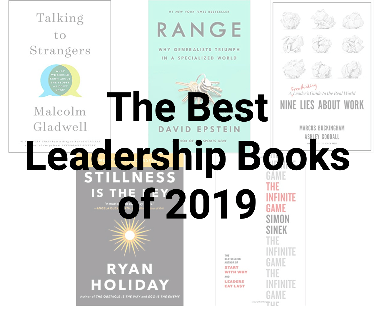 The Best Leadership Books of 2020 (so far...) - image Best-books-of-2019 on http://cavemaninasuit.com