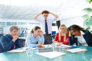 business meeting sad expression negative gesture - image 41346227-business-meeting-sad-expression-bad-negative-gesture-young-teamwork-300x200 on http://cavemaninasuit.com