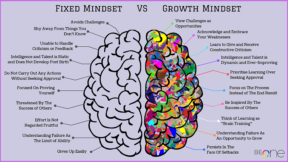 Expect More, and They Will Deliver - image Growth-mindset on http://cavemaninasuit.com